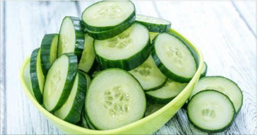 waar is komkommer goed voor